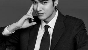 Fakta Menarik Lee Min Ho