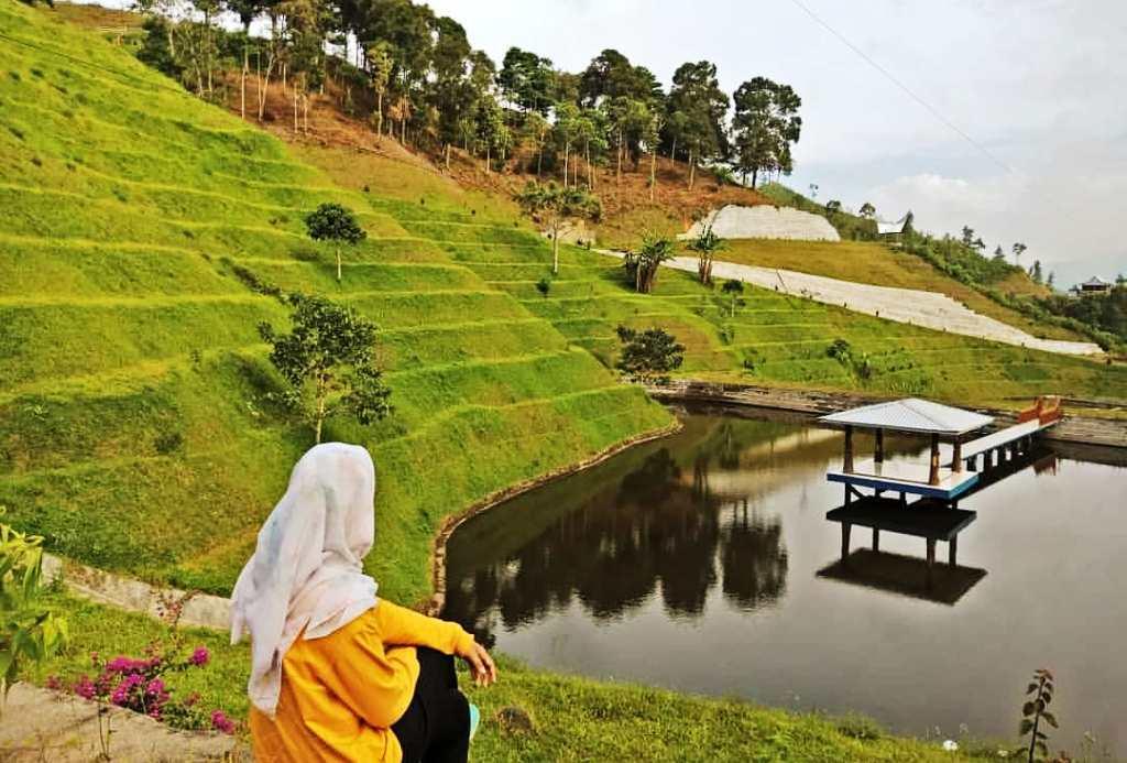 Potret Keindahan Tempat Wisata Pinrang Puncak Karomba Kabupaten Pinrang