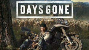 Zombie Mati Days Gone