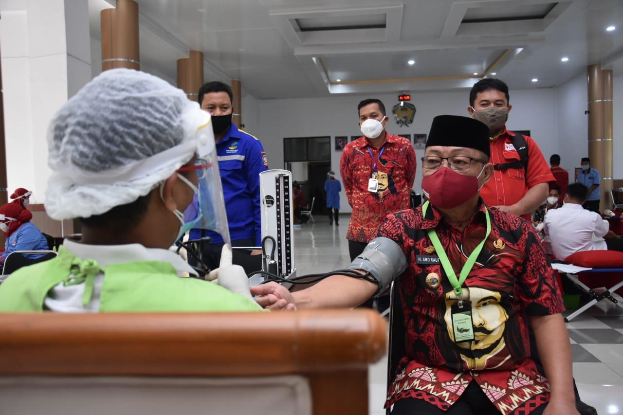 PMII Sulsel Kekurangan Stok Kantong Darah