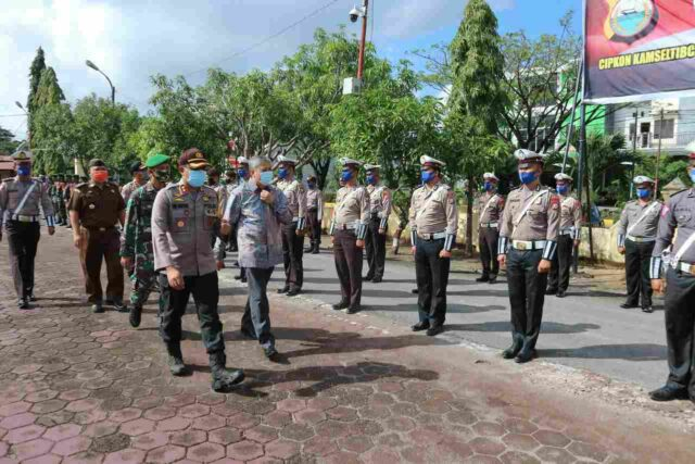 Kapolres Pinrang AKBP Dwi Santoso Minta Personel Hindari Pungli