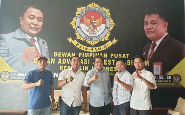 DPD PANI Makassar bergabung di DPP BAIN HAM RI