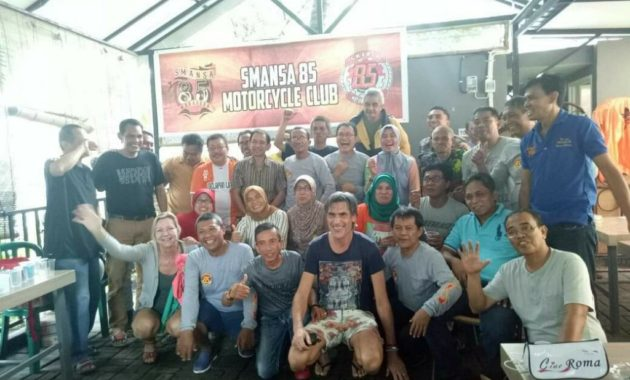 SMANSA 85 Motorcycle Club