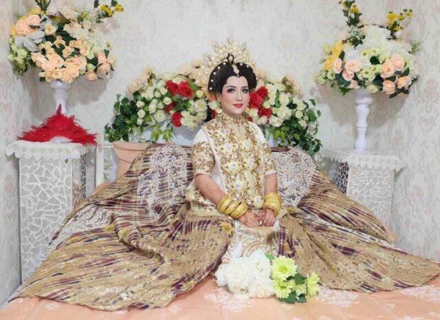Mappabotting upacara perkawinan bugis