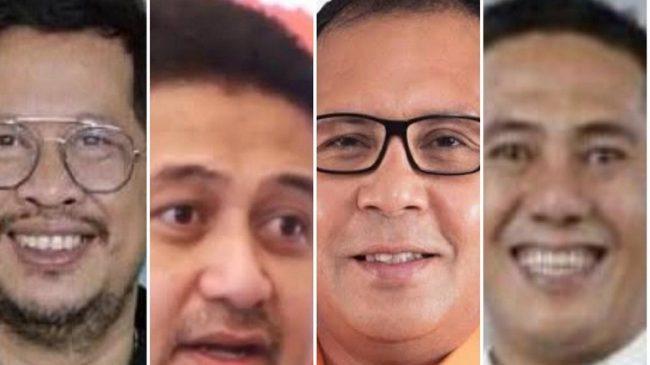 4 Cakada Makassar Lolos Tes Kesehatan