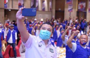 Erwin Aksa : Relawan Appi-Rahman Jangan Terpengaruh Kampanye Negatif