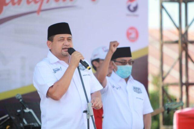 Appi-Rahman Siap Wakafkan Diri agar Makassar Bangkit