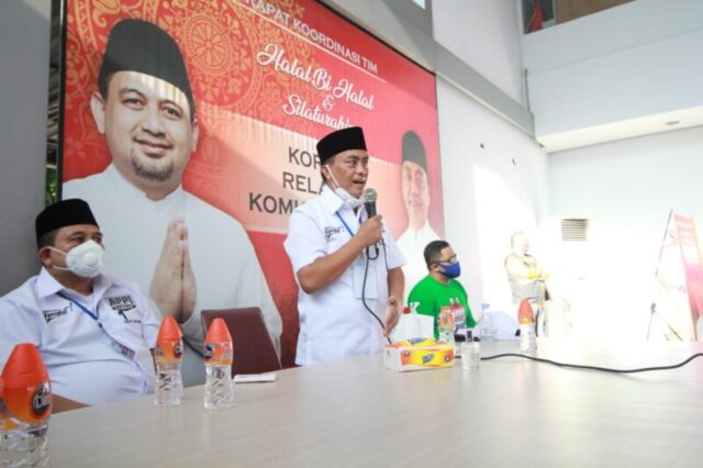 Solihin Kalla Bakal All Out Menangkan Appi-Rahman