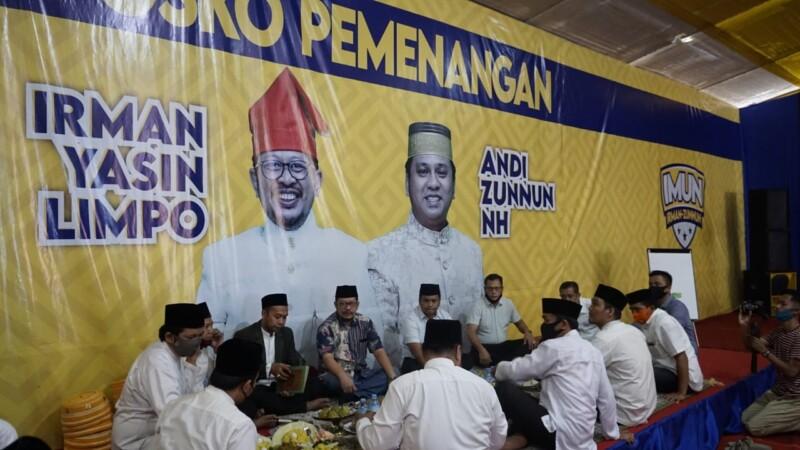 PKS dan Golkar Konsolidasi Jaringan Menangkan Irman - Zunnun