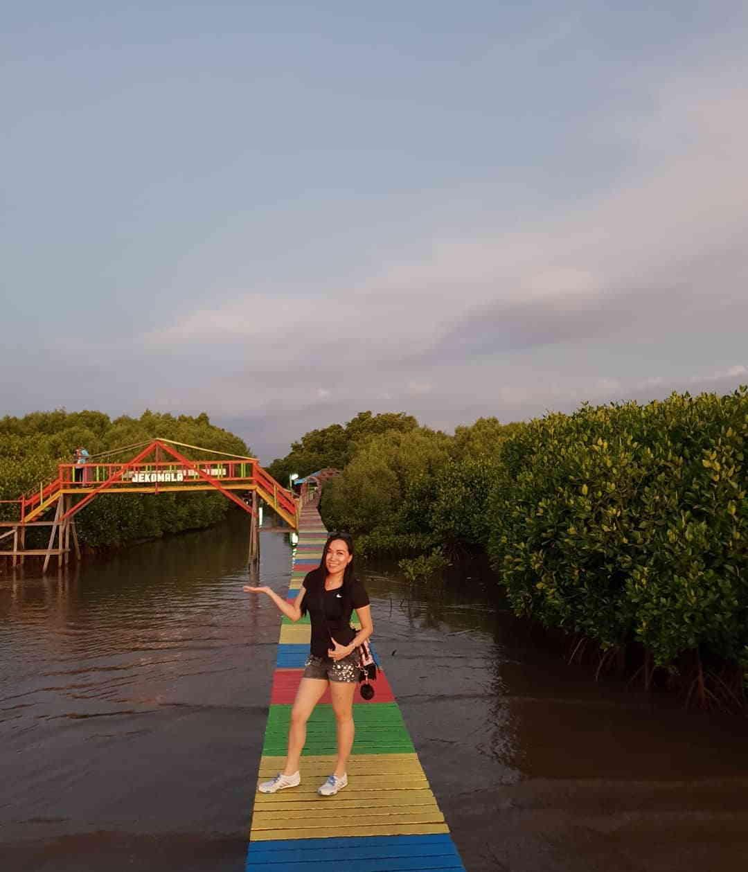 Ekowisata Mangrove Lantebung, Makassar