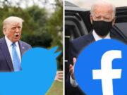 Isu Fatamorgana Merah Hantui Pemilu AS, Facebook dan Twitter Melarang
