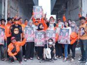 Orange Muda Ajak Partisipasi Millenial di Pesta Demokrasi Makassar