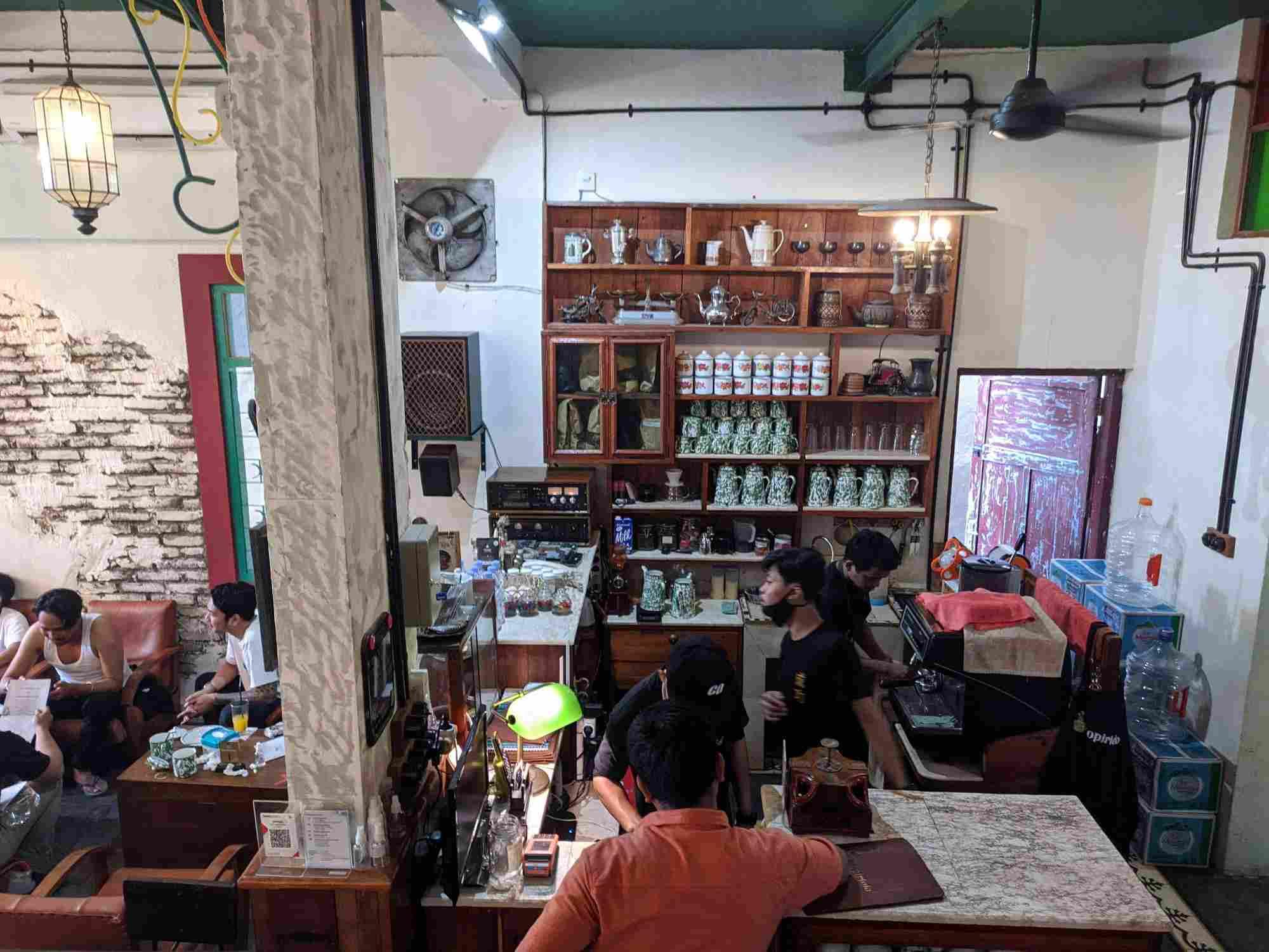 Kopiriolo Cafe