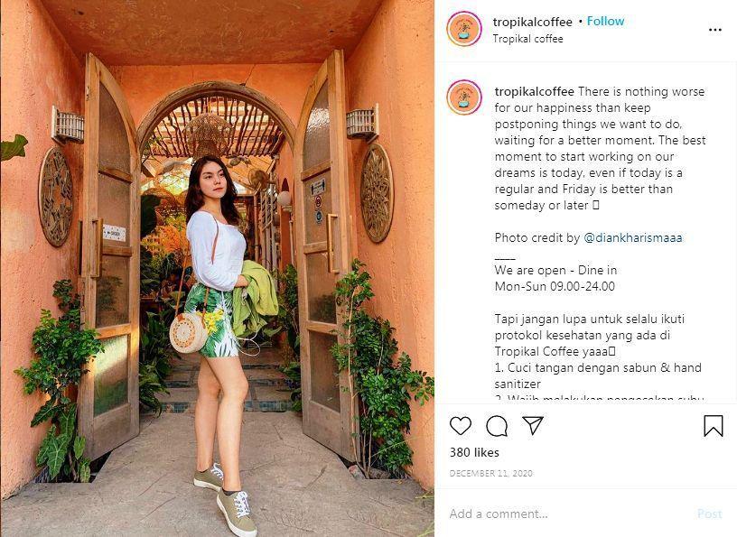 Cafe Instagramable di Surabaya 2020 yang Murah