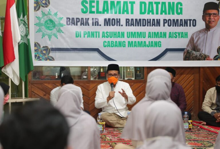 Danny Pomanto Dilaporkan ke Polisi, Kunjungi Panti Asuhan dan Mendoakan Pilkada Makassar Damai