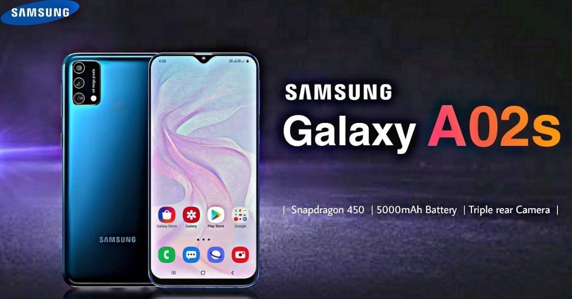 Harga Samsung Galaxy A02s hanya Rp1 Jutaan