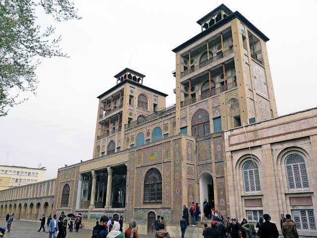 Syams al-Imarah, Tehran