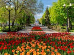 Gerbang Taman Nasional, Tehran