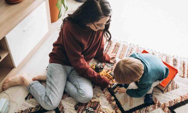 Aktivitas Anak di Rumah Mengisi Liburan