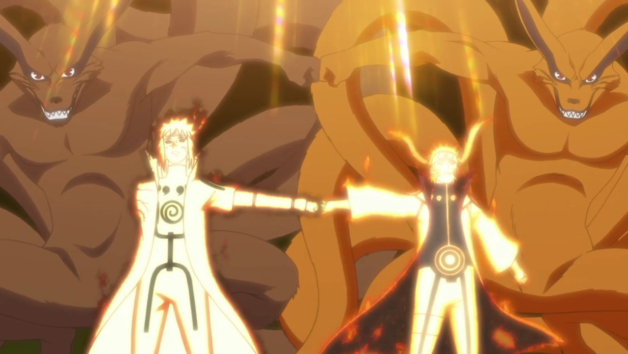 Naruto tanpa Kurama Tak Ada Masalah