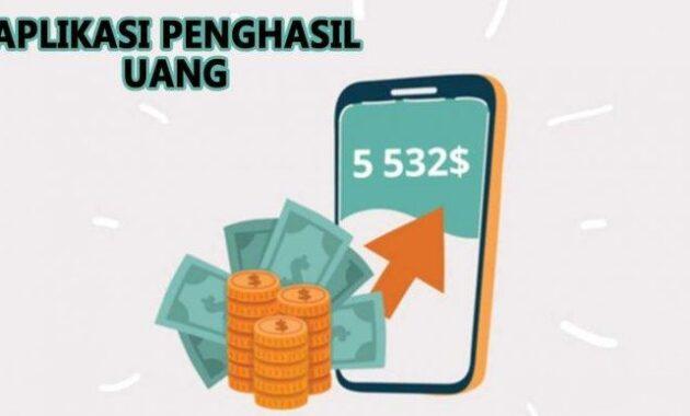 10 aplikasi penghasil uang
