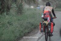 Dua Pemuda Indonesia Nekat Naik Sepeda ke Mekkah, Rute perjalanan dari Indonesia ke Mekkah (1)