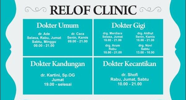 Klinik Kecantikan Bekasi Timur Relof Clinic