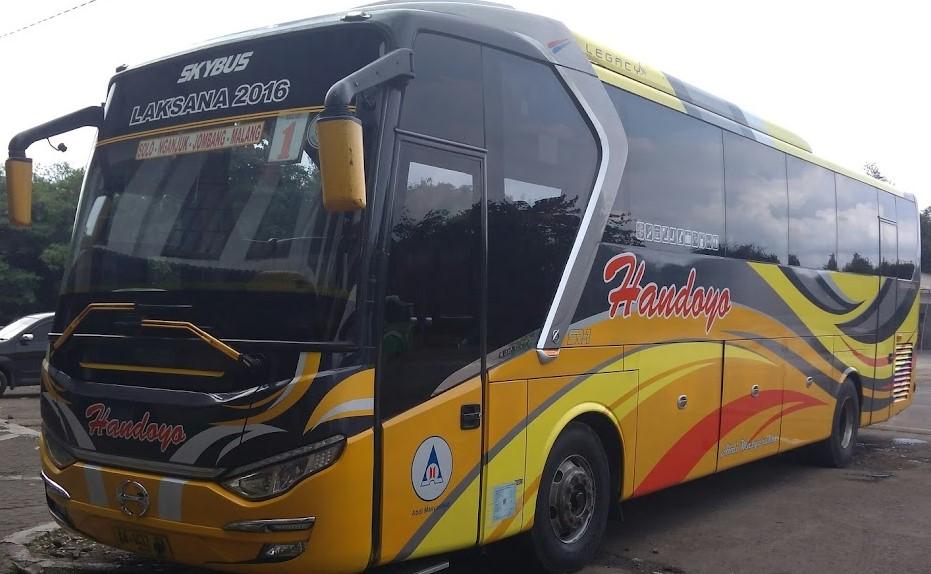 Bus Malang Cirebon Berikut 3 Diantaranya