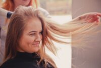 Cara mengatasi rambut bercabang secara alami
