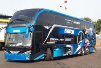 Harga Tiket Bus Cahaya Bone Makassar Palu Pergi Pulang (PP)