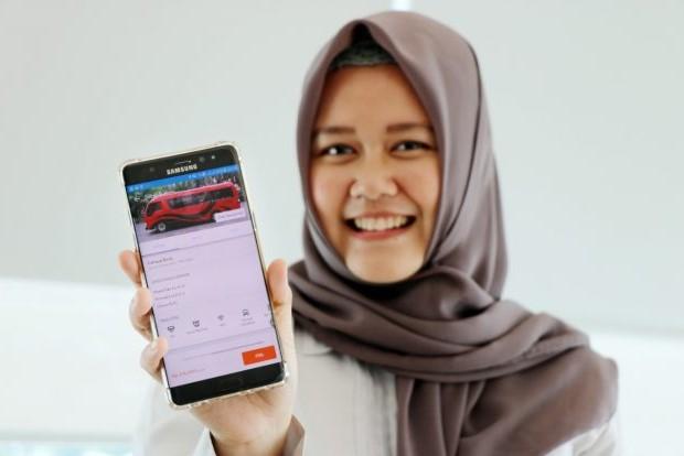 Harga Tiket Bus Cahaya Bone Makassar Palu