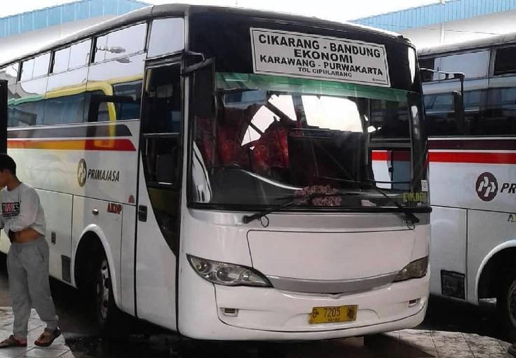Jadwal Bus Primajasa Cikarang Bandung