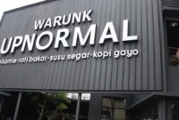 Cafe Murah di Bandung
