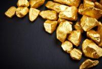 Daerah Penghasil Emas Adalah