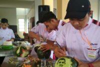 Kursus masak di Makassar